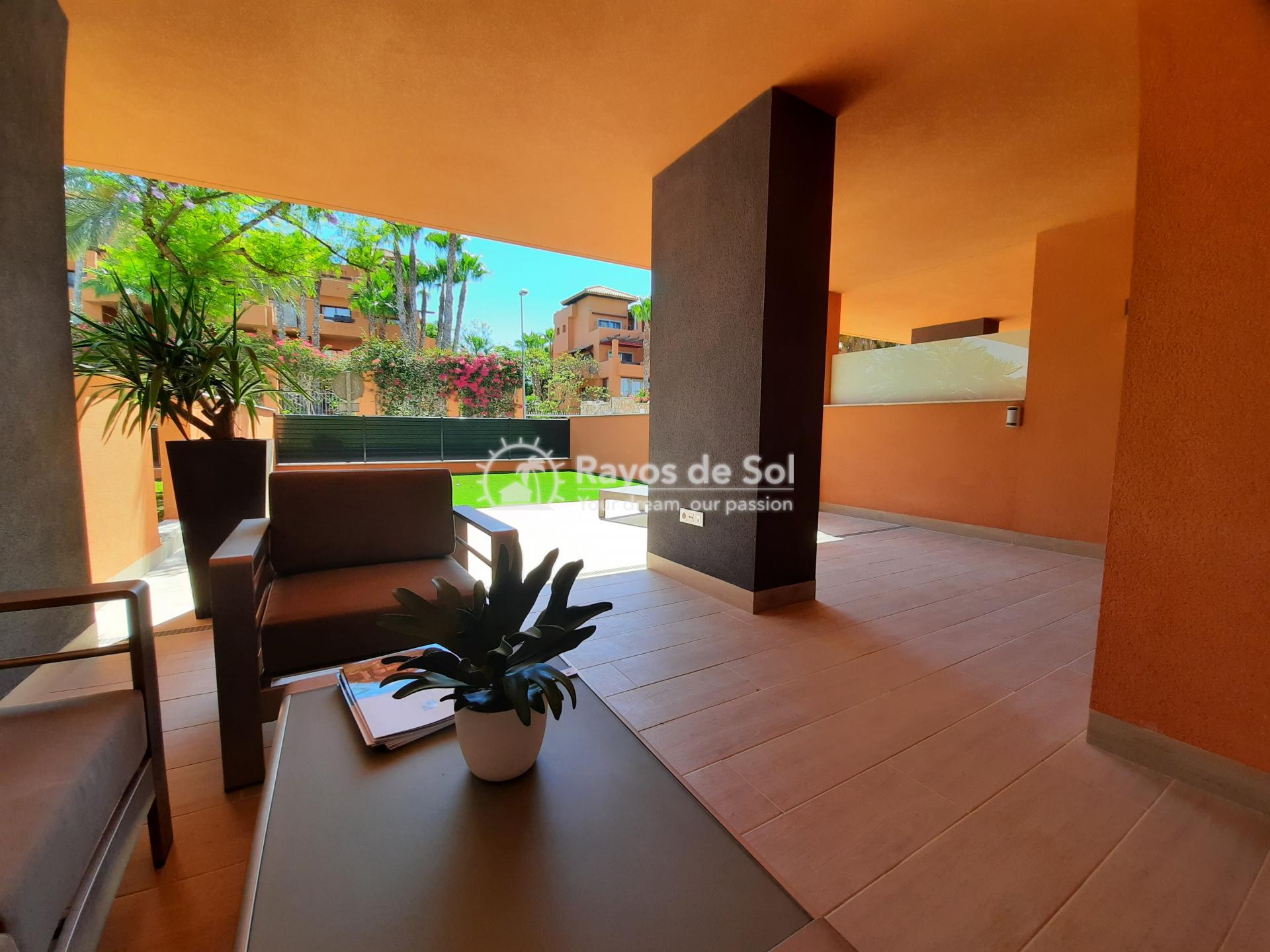 Apartment  in Orihuela Costa, Costa Blanca (palapag) - 21