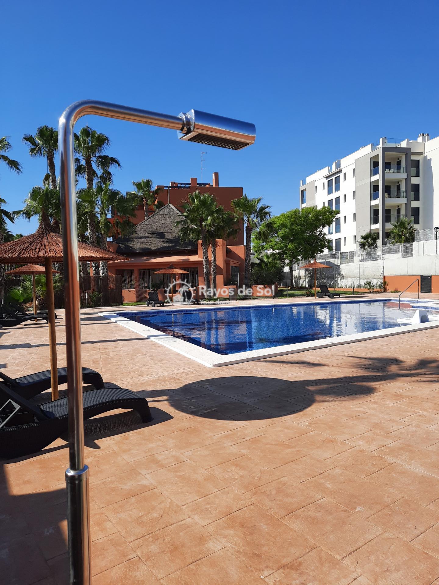 Apartment  in Orihuela Costa, Costa Blanca (palapag) - 22