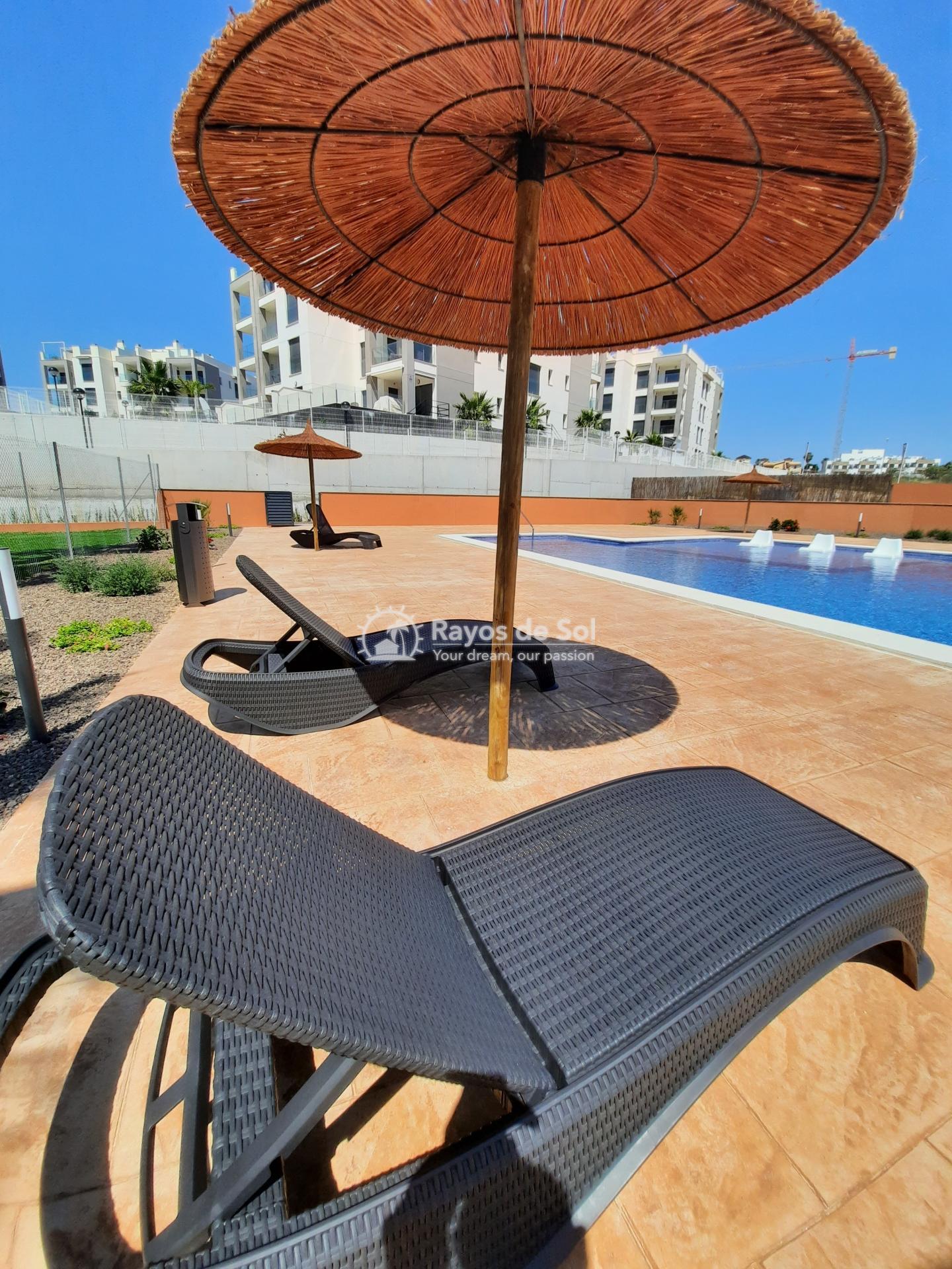 Apartment  in Orihuela Costa, Costa Blanca (palapag) - 24