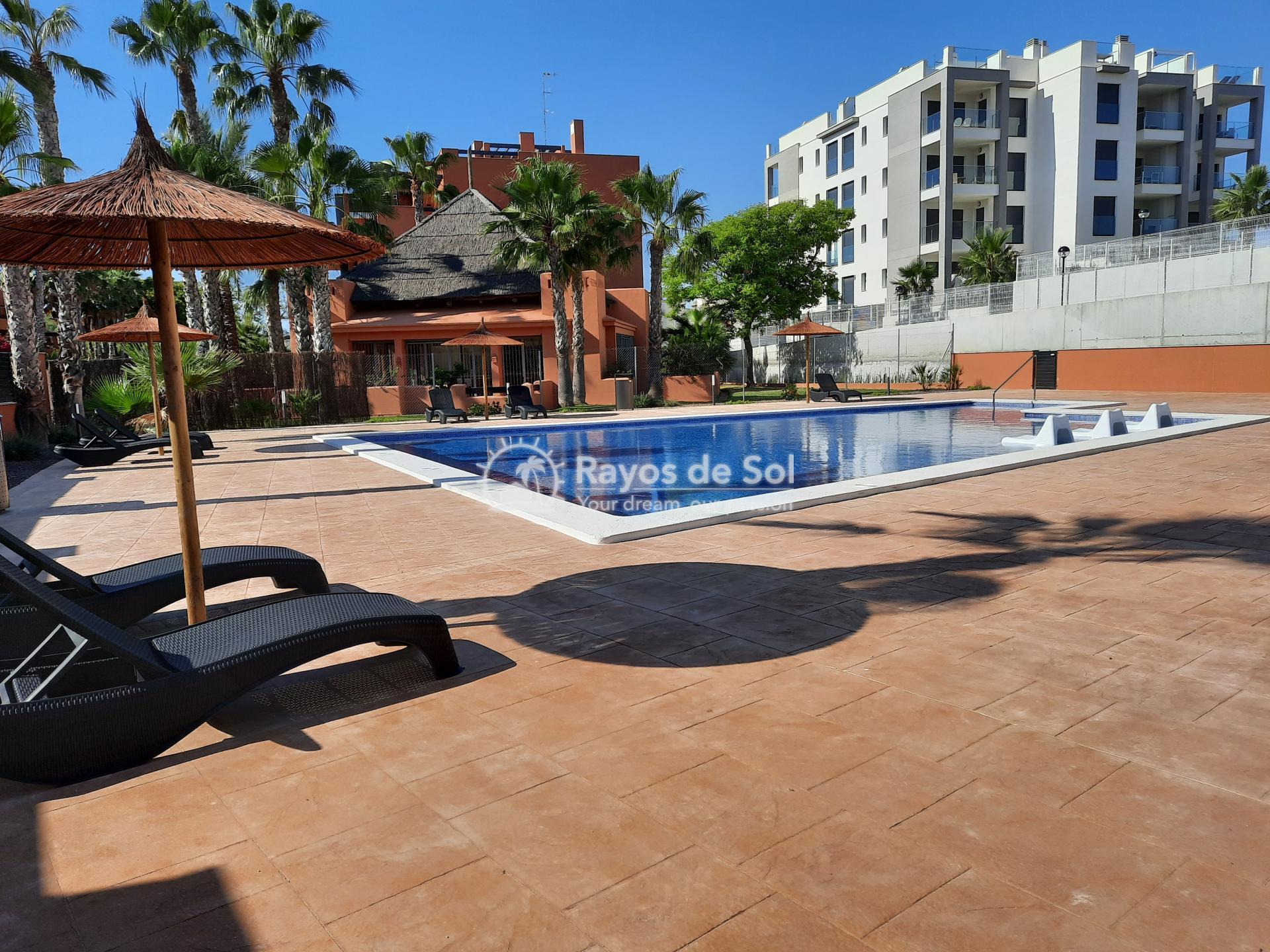 Apartment  in Orihuela Costa, Costa Blanca (palapag) - 25