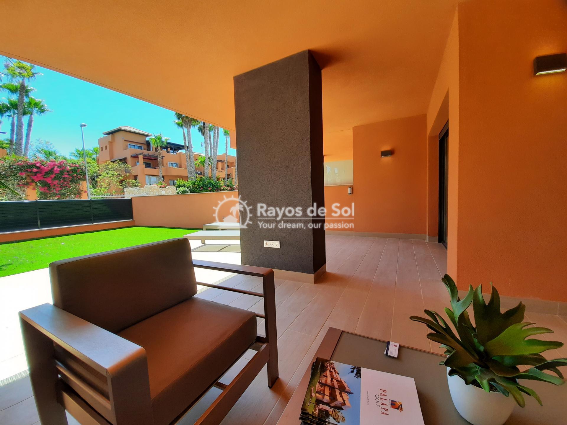 Apartment  in Orihuela Costa, Costa Blanca (palapag) - 20