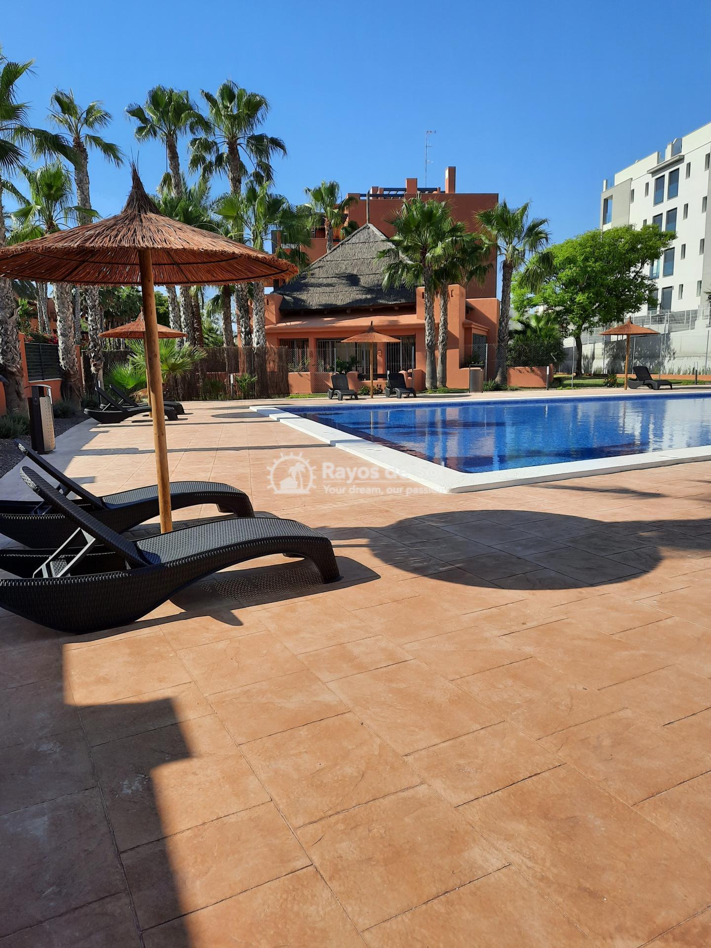 Apartment  in Orihuela Costa, Costa Blanca (palapag) - 28