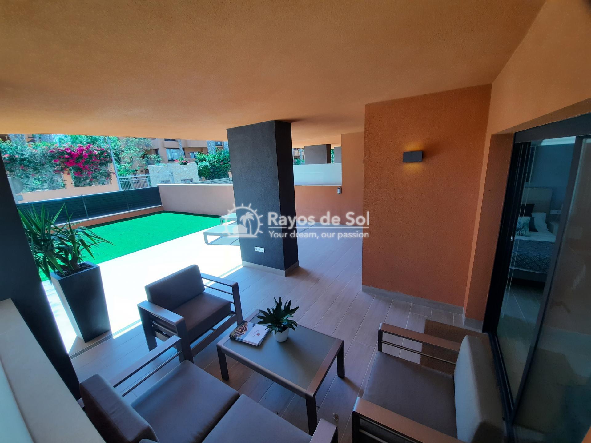Apartment  in Orihuela Costa, Costa Blanca (palapag) - 29