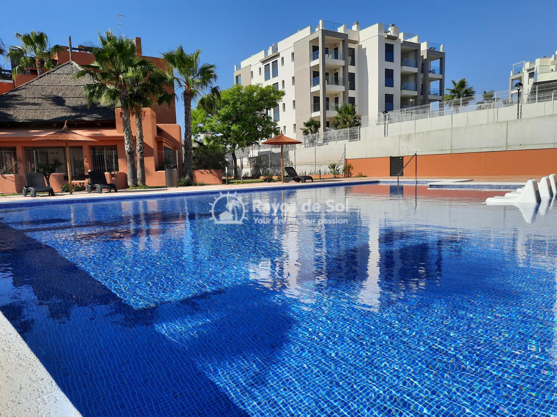Apartment  in Orihuela Costa, Costa Blanca (palapag) - 30