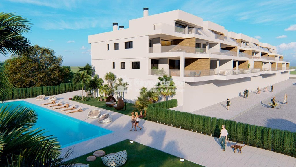 Apartment  in Orihuela Costa, Costa Blanca (villacostac) - 1