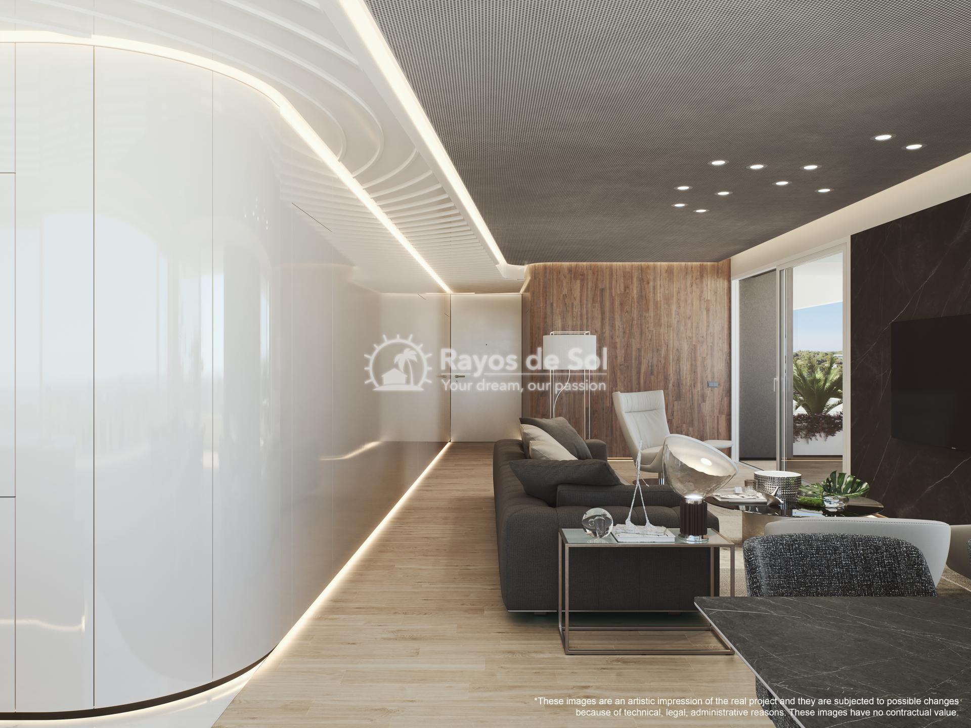 Apartment  in Las Colinas, Orihuela Costa, Costa Blanca (madronoap-3d) - 9