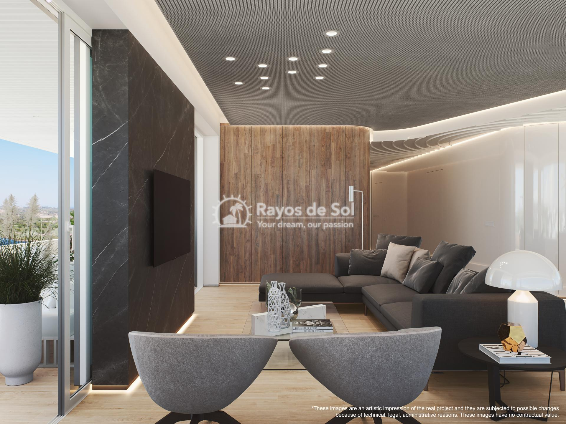 Apartment  in Las Colinas, Orihuela Costa, Costa Blanca (madronoap-3d) - 26