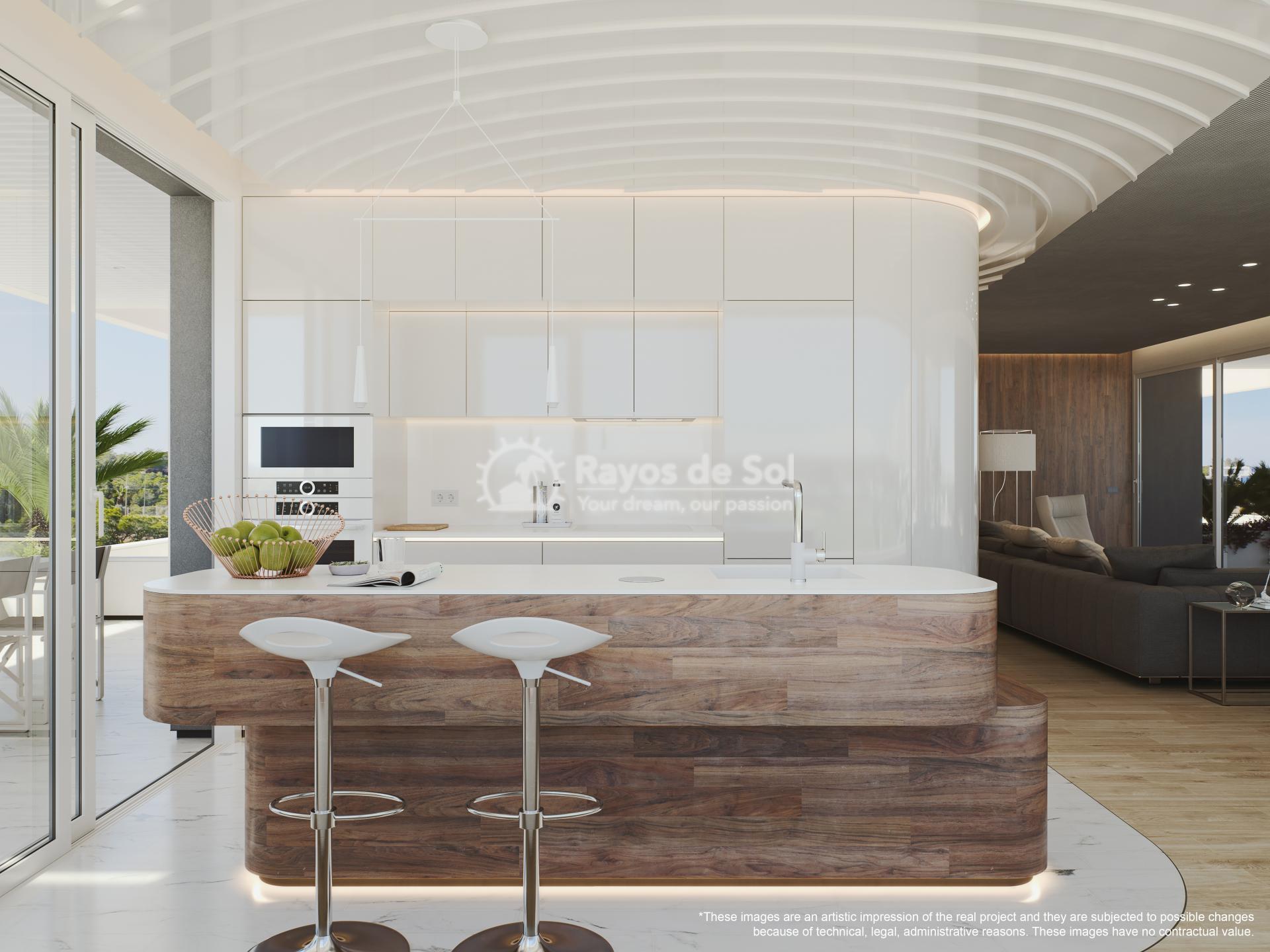 Apartment  in Las Colinas, Orihuela Costa, Costa Blanca (madronoap-gf-3d) - 11