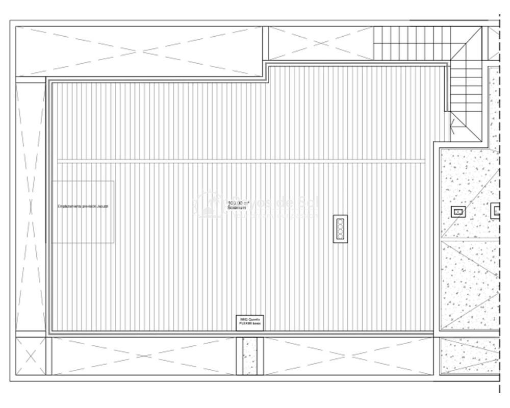 Penthouse  in Las Colinas, Orihuela Costa, Costa Blanca (madronoap-ph-3d) - 15