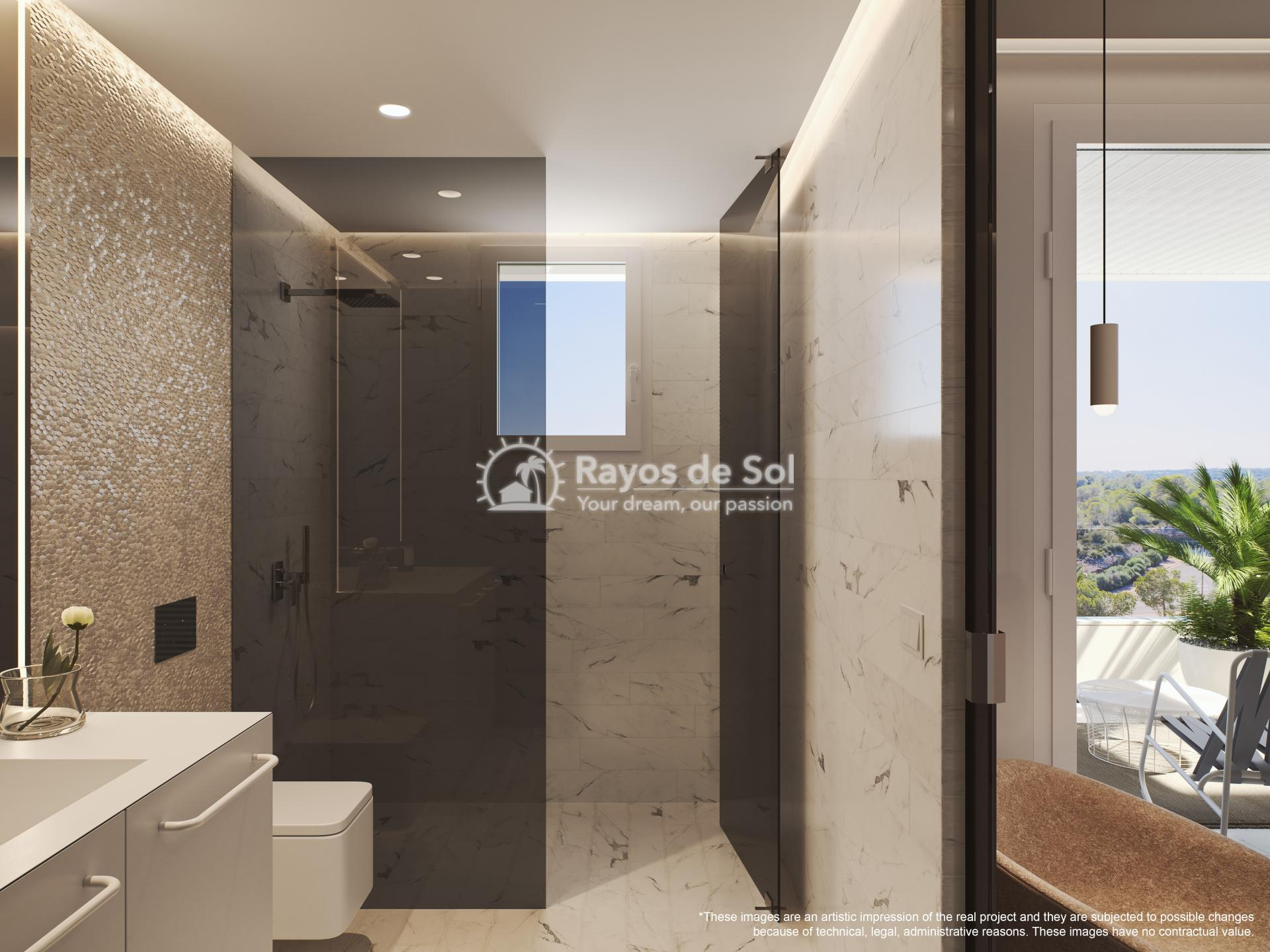 Penthouse  in Las Colinas, Orihuela Costa, Costa Blanca (madronoap-ph-3d) - 28