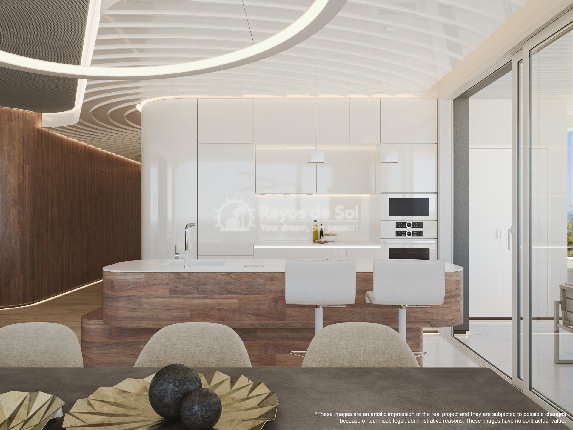 Penthouse  in Las Colinas, Orihuela Costa, Costa Blanca (madronoap-ph-3d) - 21