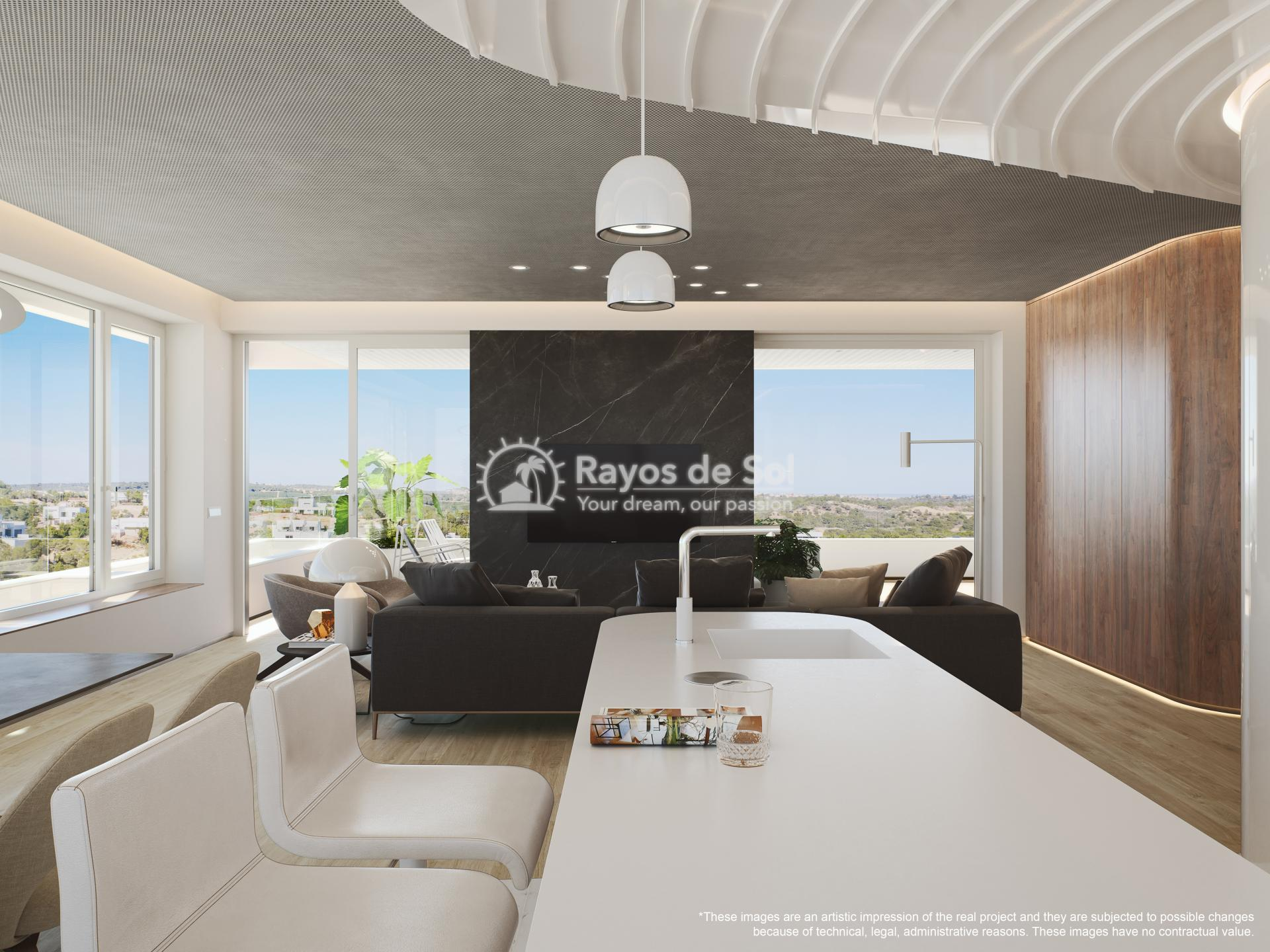 Penthouse  in Las Colinas, Orihuela Costa, Costa Blanca (madronoap-ph-3d) - 19