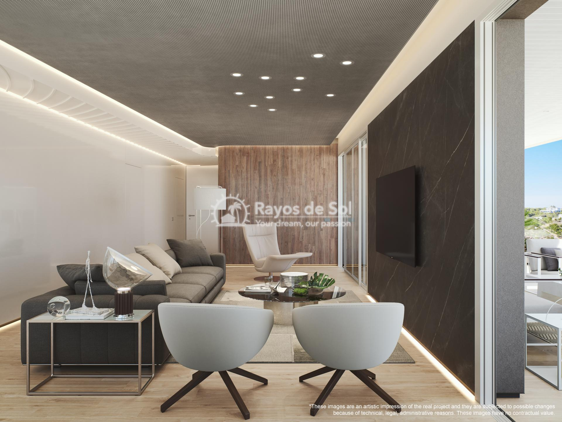 Penthouse  in Las Colinas, Orihuela Costa, Costa Blanca (madronoap-ph-3d) - 11
