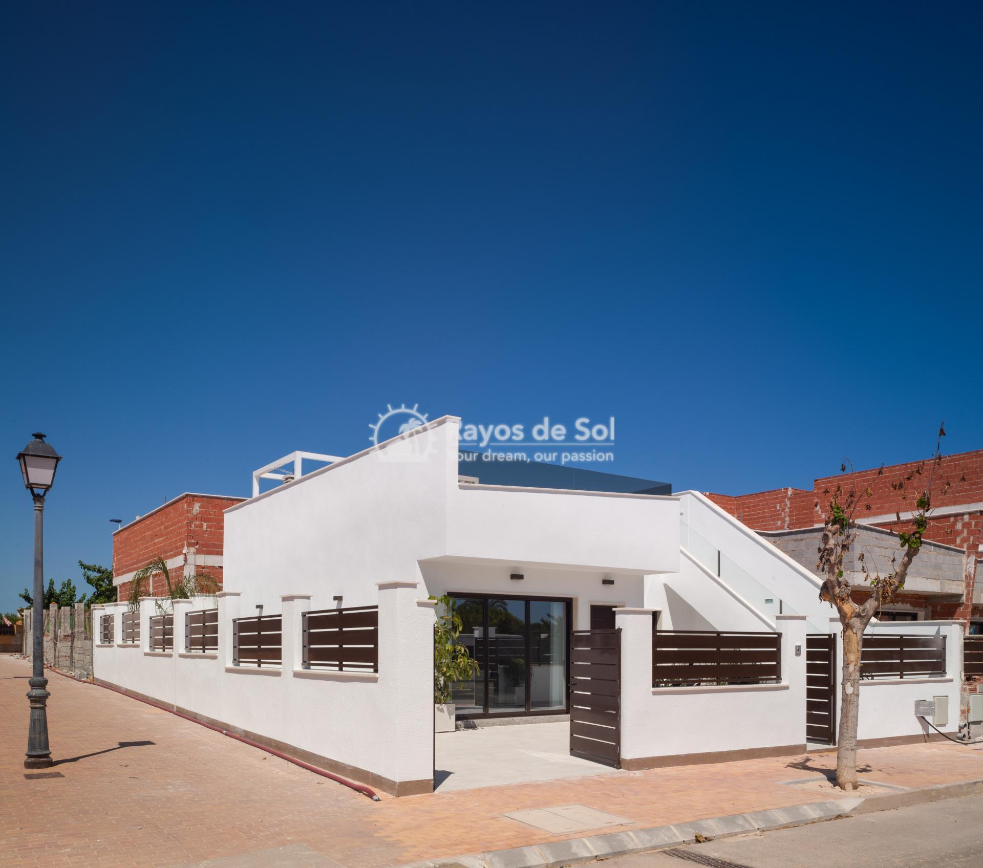 Villa  in San Pedro del Pinatar, Costa Cálida (playamarparadise-chalet) - 1