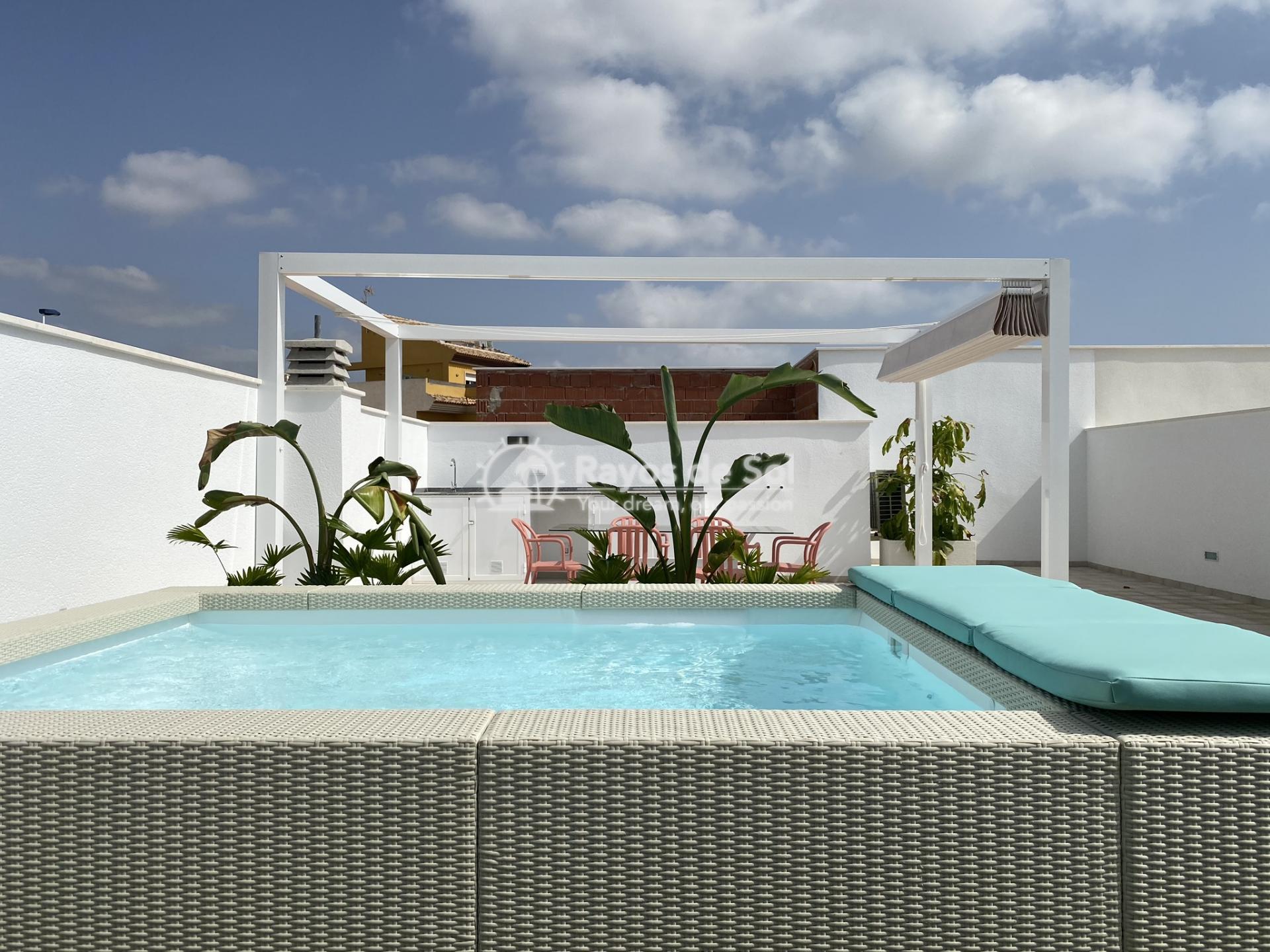 Villa  in San Pedro del Pinatar, Costa Cálida (playamarparadise-chalet) - 36