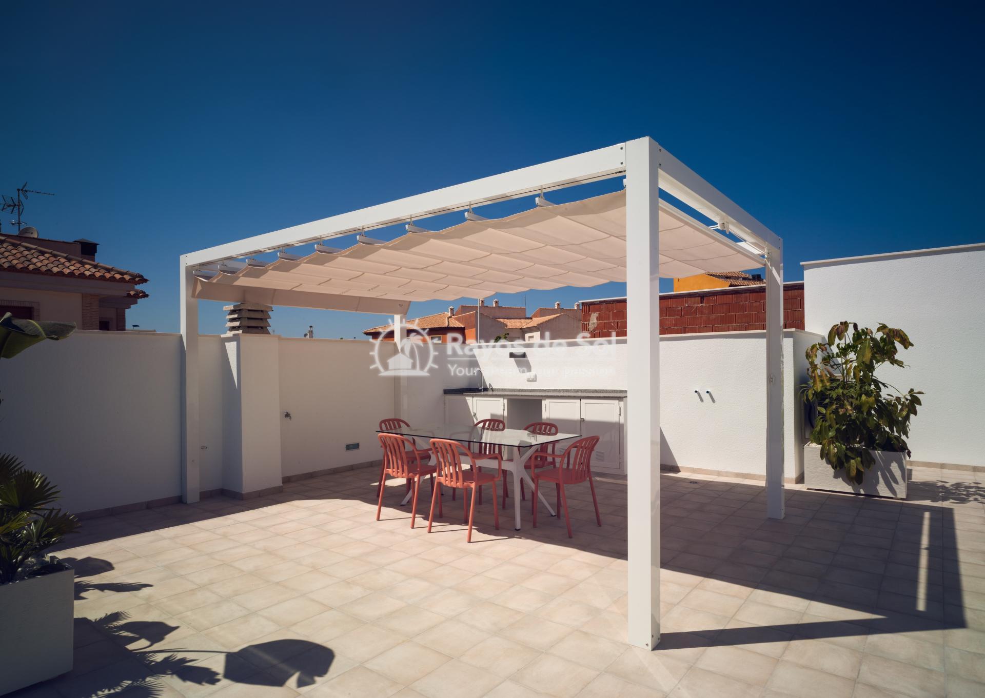 Villa  in San Pedro del Pinatar, Costa Cálida (playamarparadise-chalet) - 38