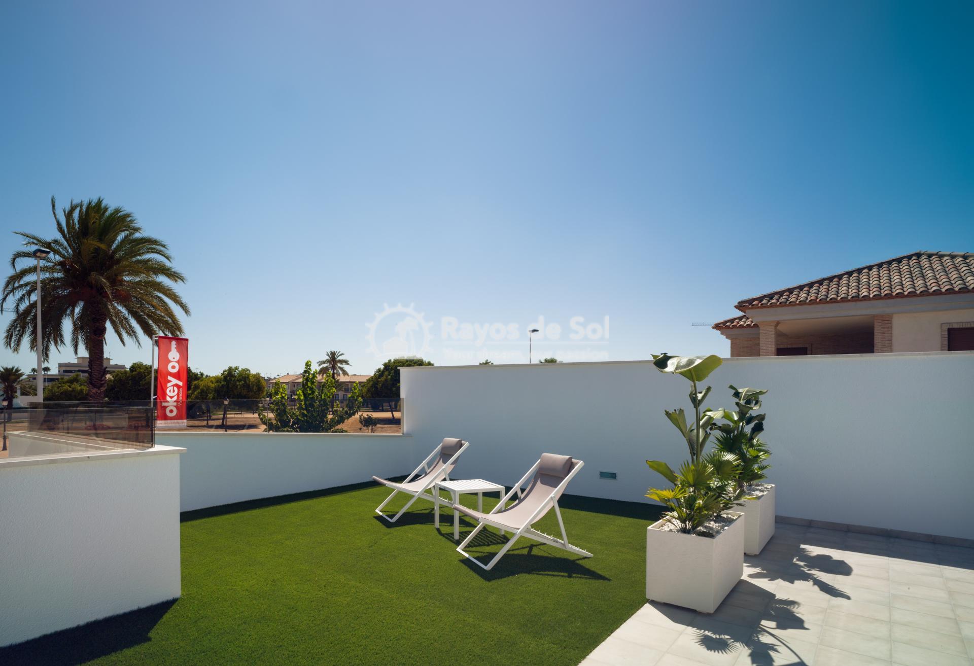 Villa  in San Pedro del Pinatar, Costa Cálida (playamarparadise-chalet) - 40