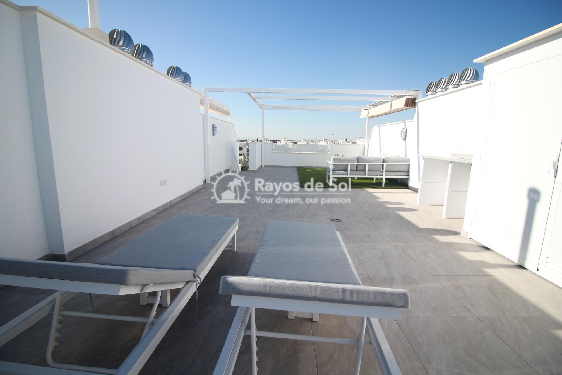 Penthouse  in Torre de la Horadada, Pilar de la Horadada, Costa Blanca (portom5-tf3) - 21