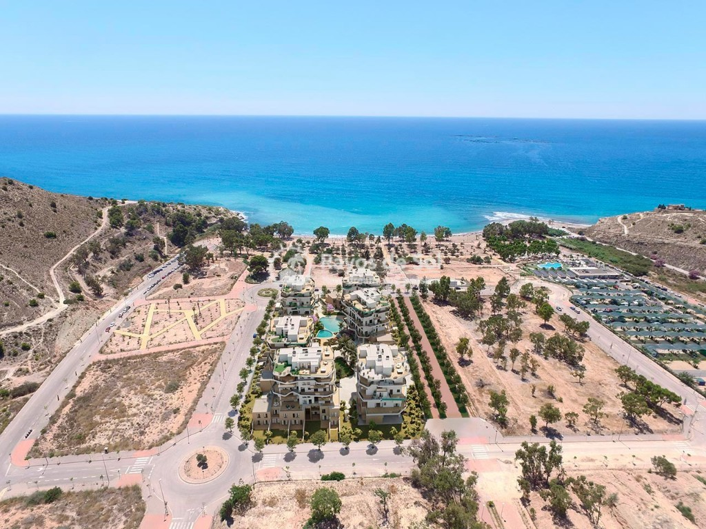 Apartment  in Villajoyosa, Costa Blanca (aster-2d) - 15