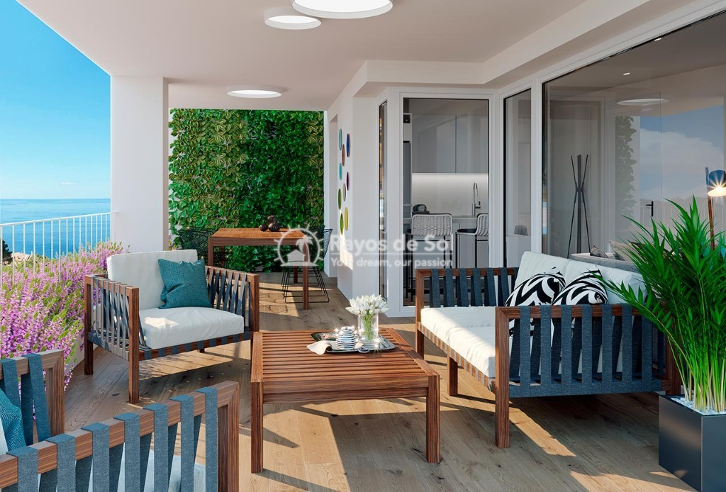 Apartment  in Villajoyosa, Costa Blanca (aster-2d) - 4