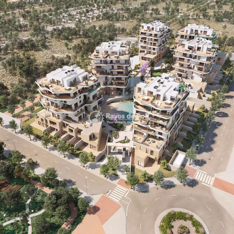 Townhouse  in Villajoyosa, Costa Blanca (aster-dpx-3d) - 20