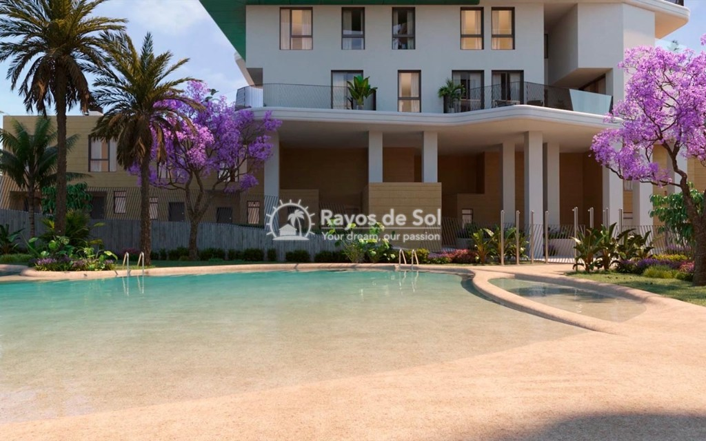 Townhouse  in Villajoyosa, Costa Blanca (aster-dpx-3d) - 13