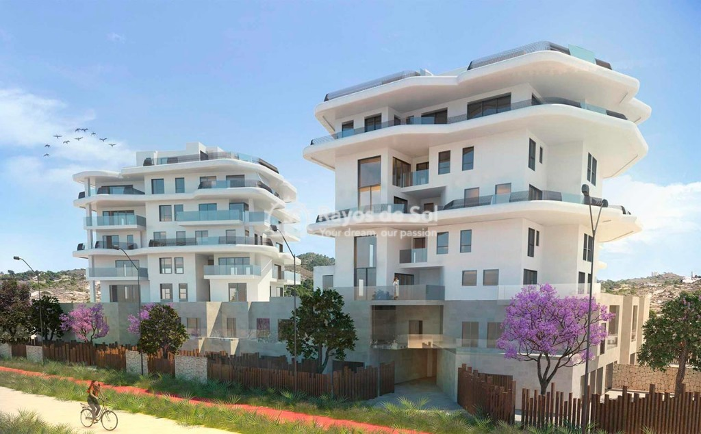 Townhouse  in Villajoyosa, Costa Blanca (aster-dpx-3d) - 16