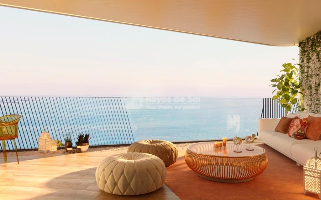 Penthouse  in Villajoyosa, Costa Blanca (aster-ph-3d) - 3