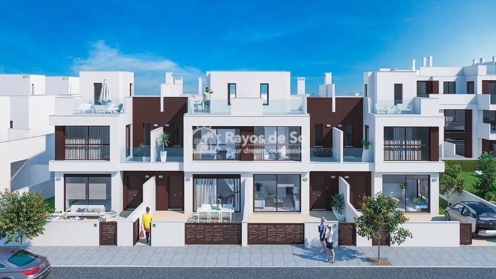 Apartment  in Torre de la Horadada, Pilar de la Horadada, Costa Blanca (nova2-apt-gf-2d) - 3