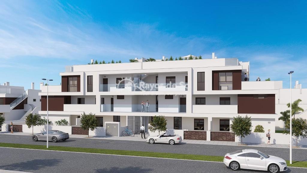 Apartment  in Torre de la Horadada, Pilar de la Horadada, Costa Blanca (nova2-apt-gf-2d) - 4