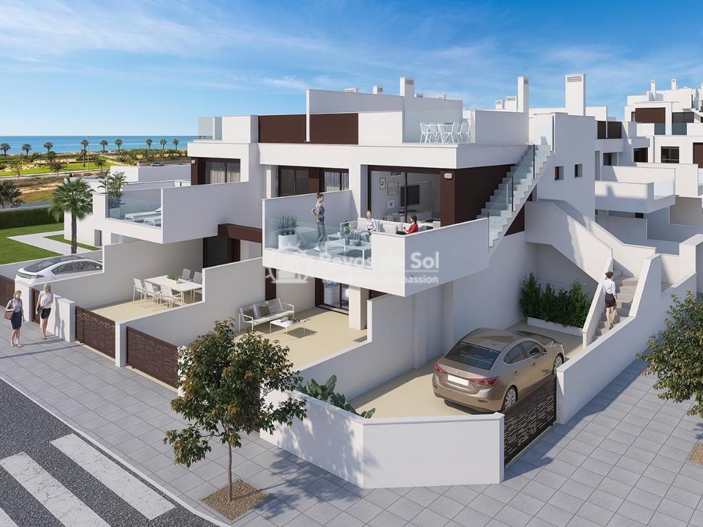 Apartment  in Torre de la Horadada, Pilar de la Horadada, Costa Blanca (nova2-apt-gf-2d) - 5