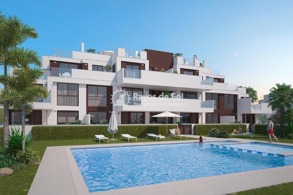 Ground Floor Apartment  in Torre de la Horadada, Pilar de la Horadada, Costa Blanca (nova2-gfb) - 1