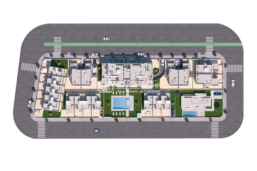 Ground Floor Apartment  in Torre de la Horadada, Pilar de la Horadada, Costa Blanca (nova2-gfb) - 7