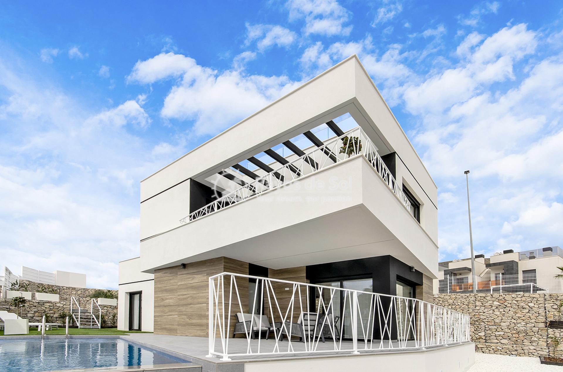 Villa  in Finestrat, Costa Blanca (castellets) - 2