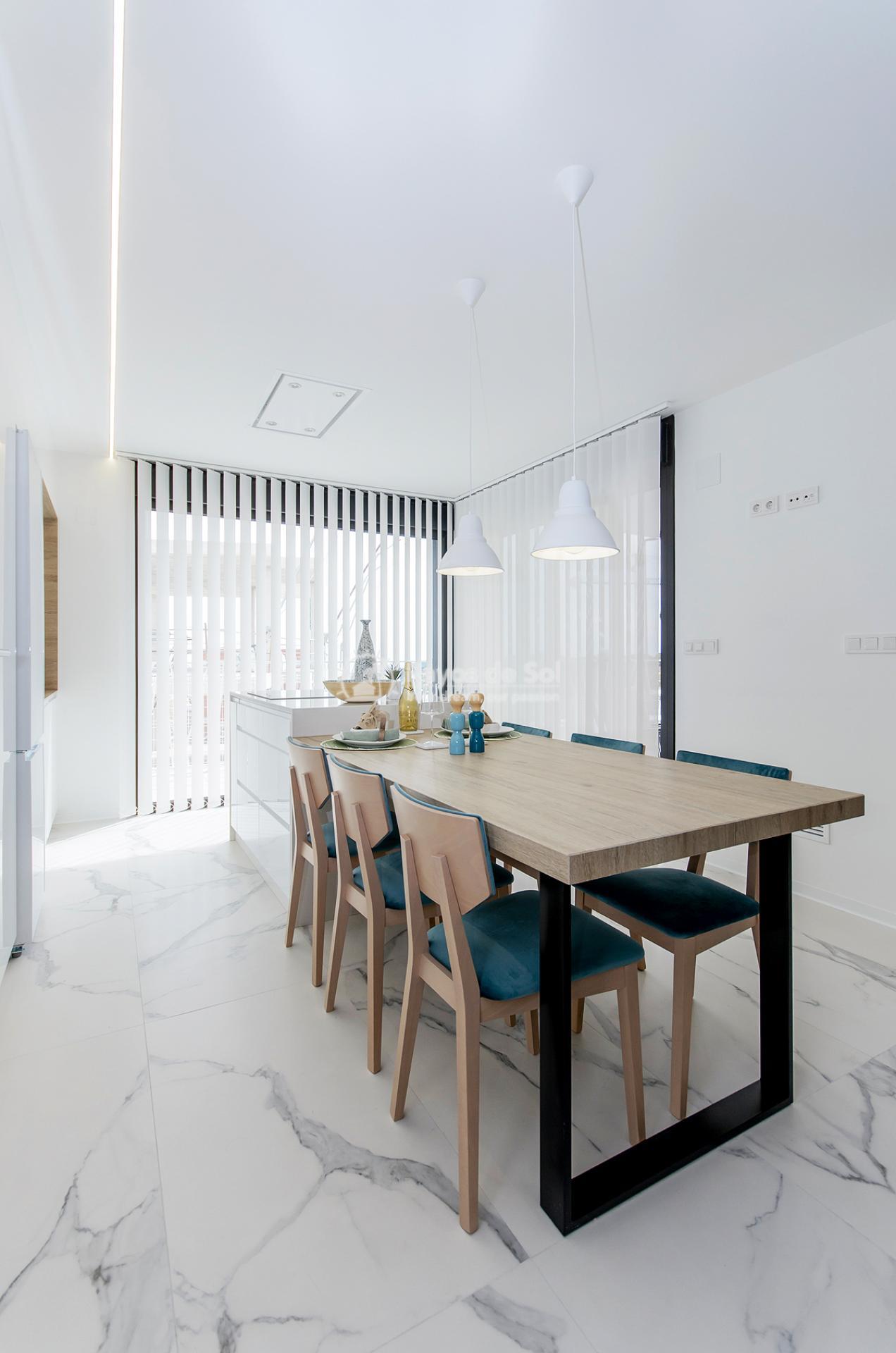 Villa  in Finestrat, Costa Blanca (castellets) - 26