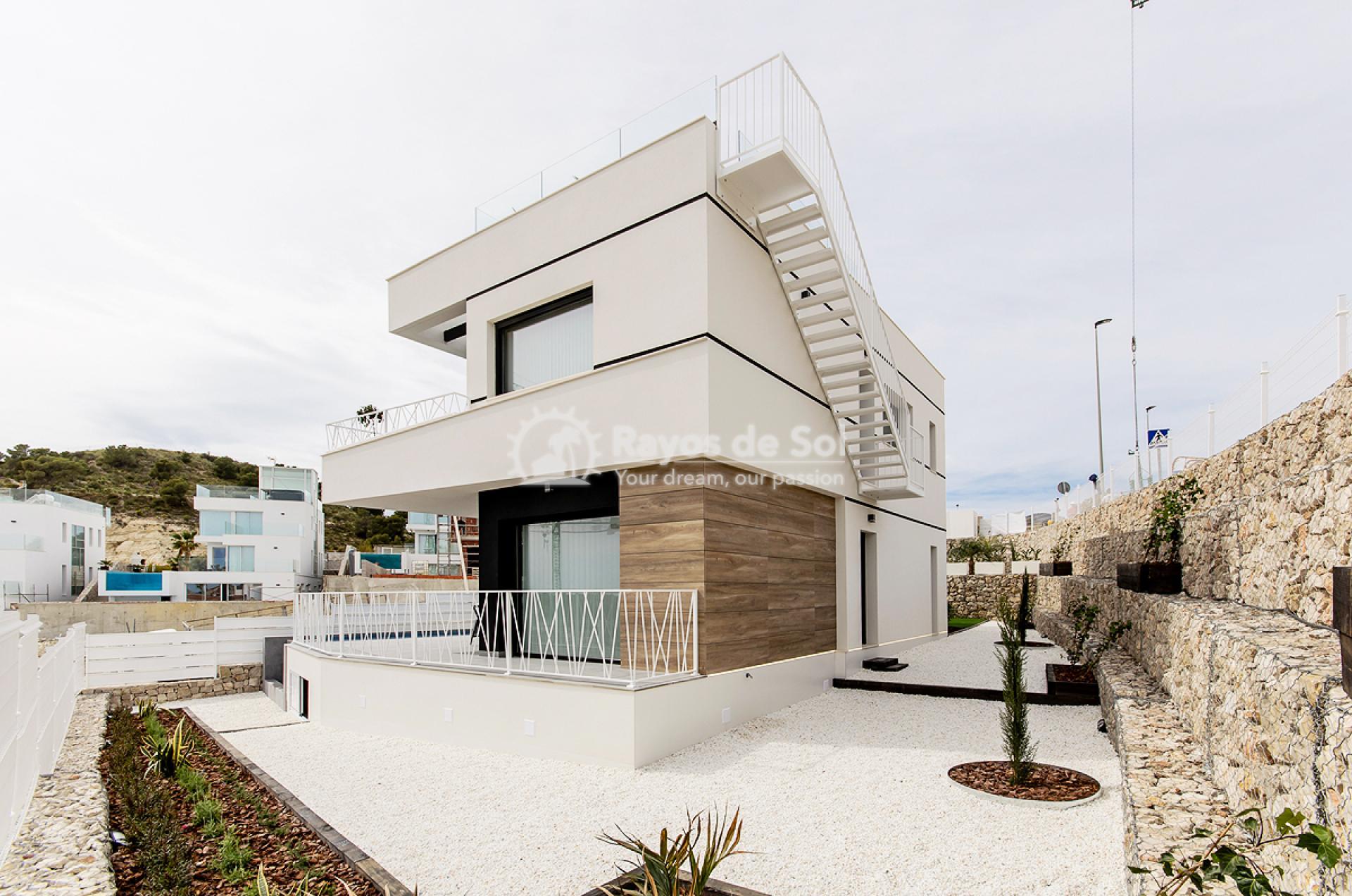 Villa  in Finestrat, Costa Blanca (castellets) - 93