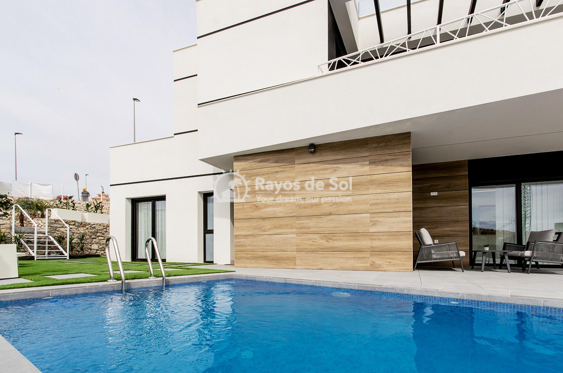 Villa  in Finestrat, Costa Blanca (castellets) - 105