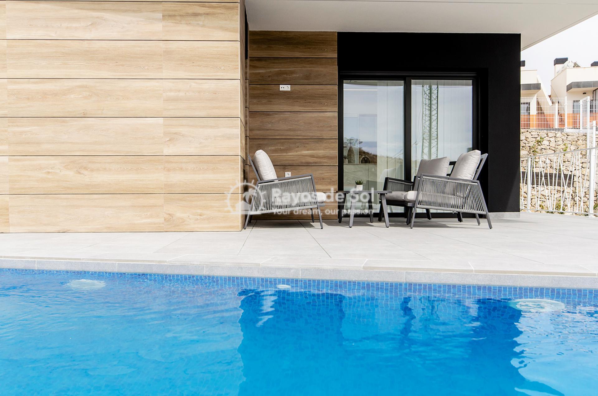 Villa  in Finestrat, Costa Blanca (castellets) - 113