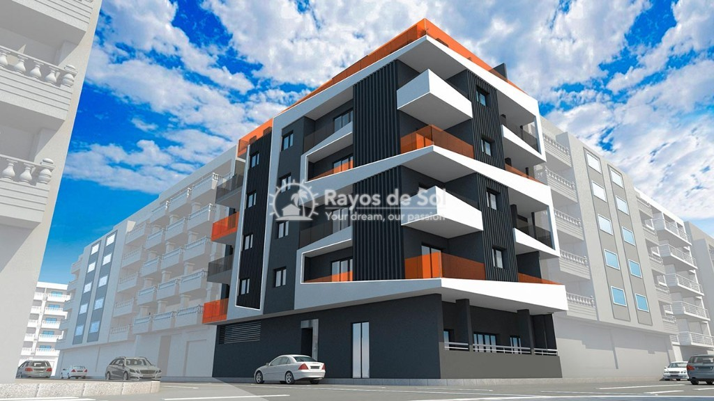 Apartment  in Torrevieja, Costa Blanca (alegria15-2d) - 1