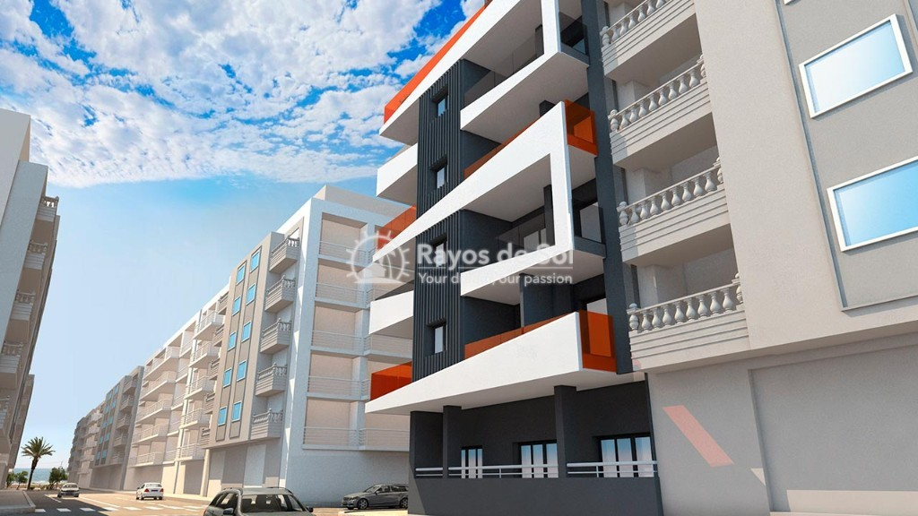 Apartment  in Torrevieja, Costa Blanca (alegria15-2d) - 7
