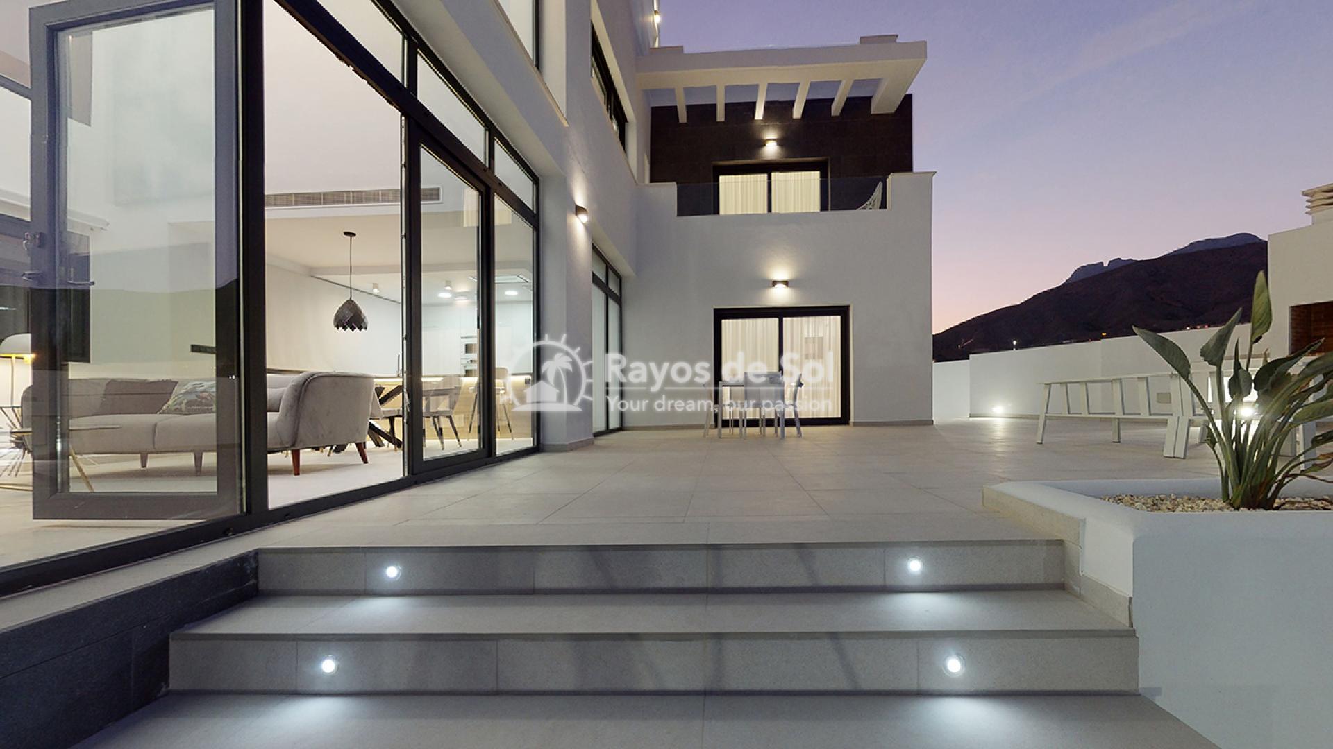 Villa  in Finestrat, Costa Blanca (panoramicb-villa) - 48