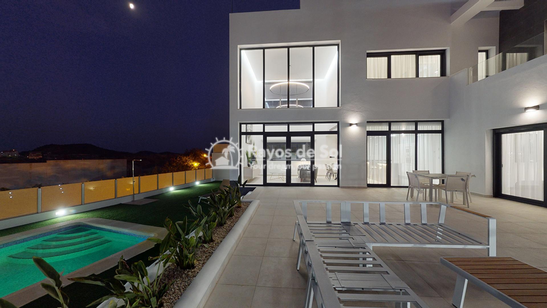 Villa  in Finestrat, Costa Blanca (panoramicb-villa) - 46