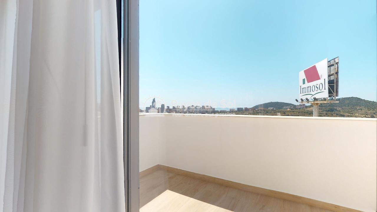 Townhouse  in Finestrat, Costa Blanca (panoramicb-dpx-3d) - 21