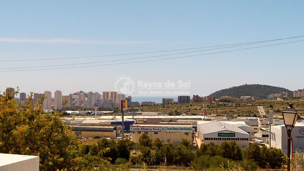 Townhouse  in Finestrat, Costa Blanca (panoramicb-dpx-3d) - 24
