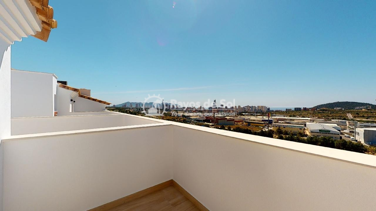 Townhouse  in Finestrat, Costa Blanca (panoramicb-dpx-3d) - 23