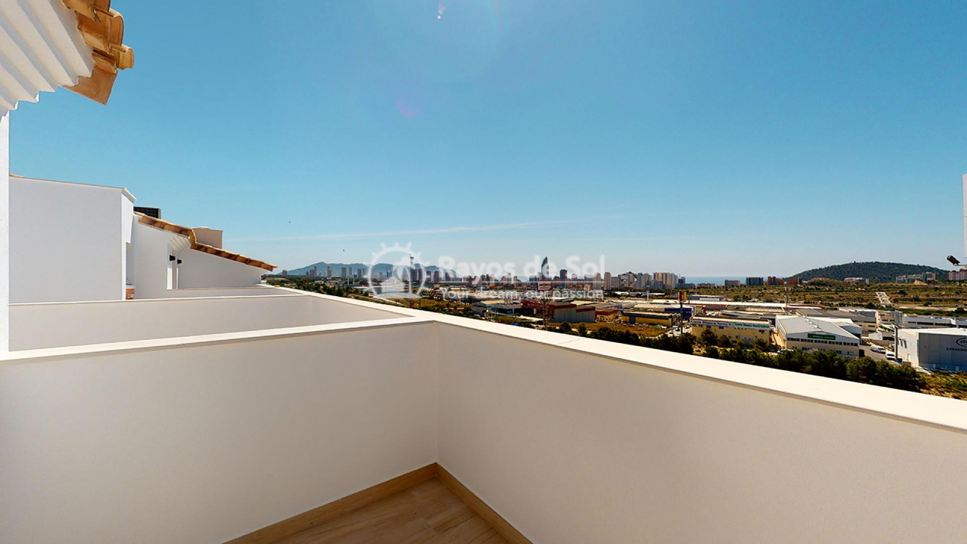 Townhouse  in Finestrat, Costa Blanca (panoramicb-dpx-3d) - 22