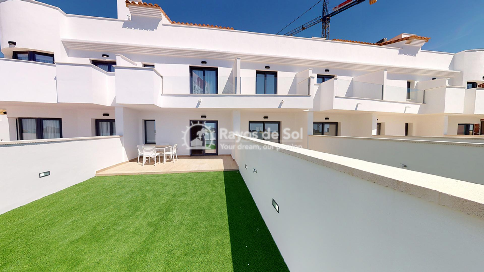 Townhouse  in Finestrat, Costa Blanca (panoramicb-dpx-3d) - 1