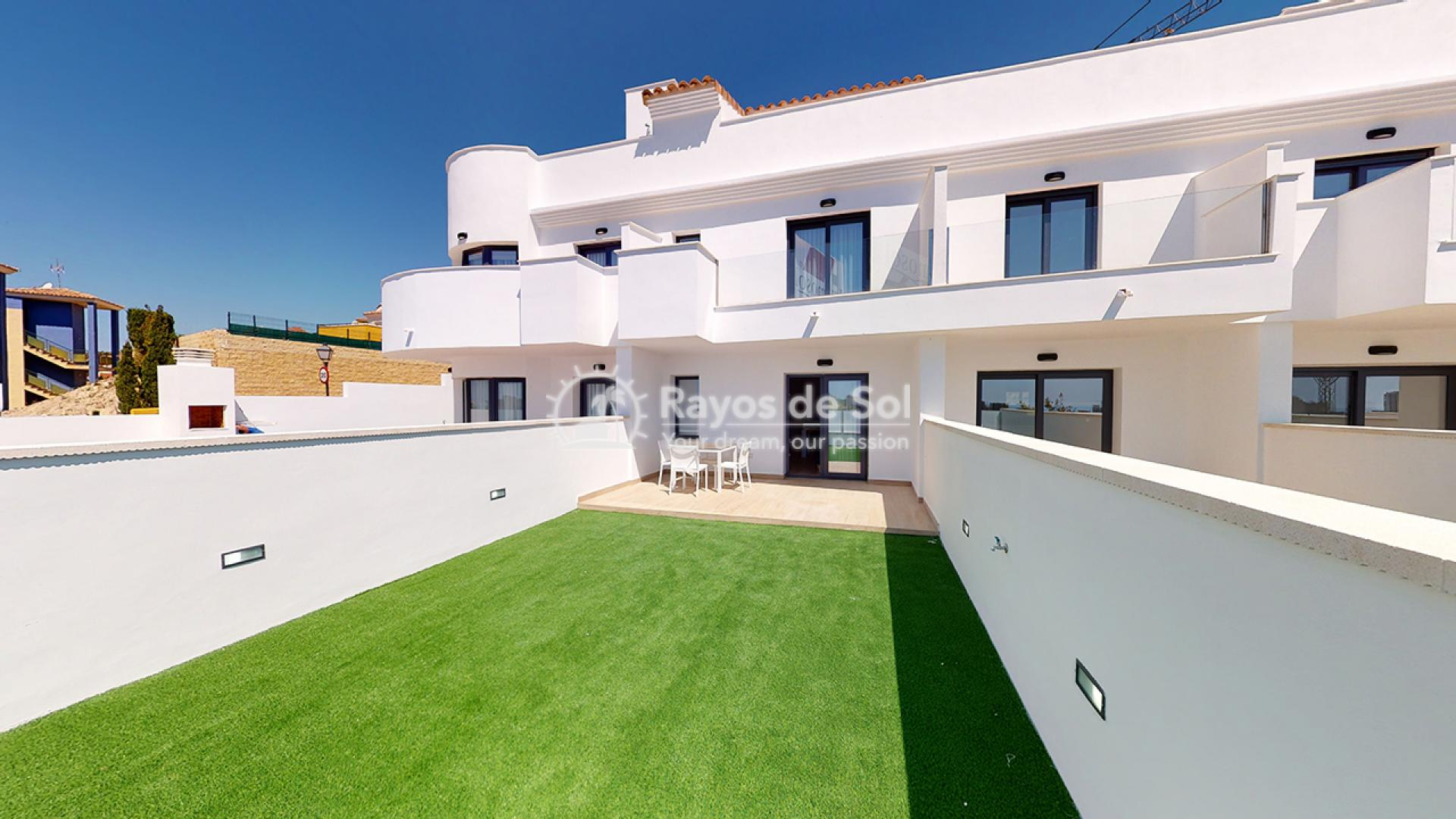 Townhouse  in Finestrat, Costa Blanca (panoramicb-dpx-2d) - 1