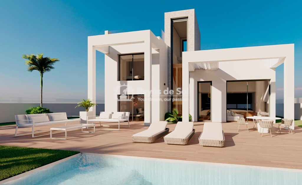 Villa  in Finestrat, Costa Blanca (sunnyh-villa) - 1