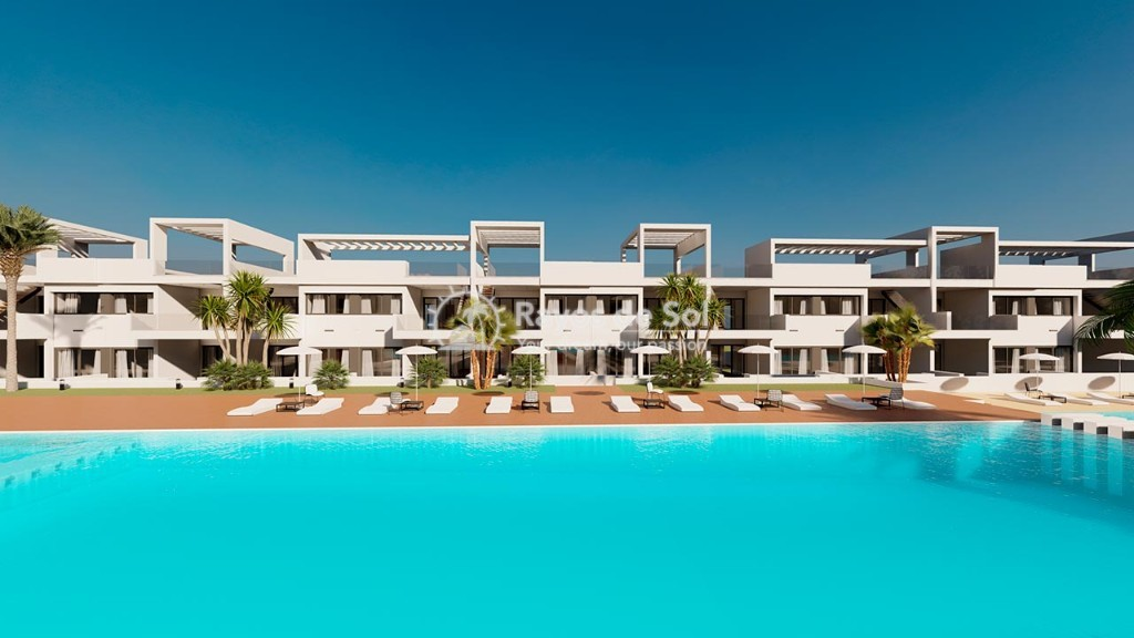 Ground Floor Apartment  in Finestrat, Costa Blanca (sunnyh-gfb) - 7